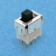 ES40-S Sealed Sub-miniature Slide Switches (ES)