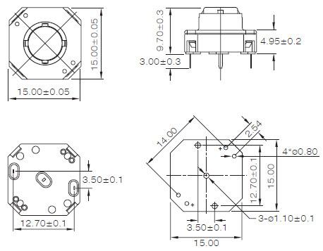 Interrupteurs cl interrupteurs bascule fabricants for Fonctionnement bascule rs