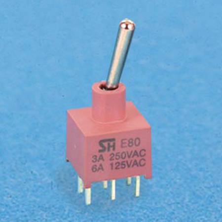 E80-T Sealed Toggle Switches