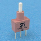 E80-P Sealed Snap-Acting Momentary Pushbutton Switches