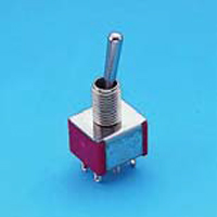 T80-T Miniature Toggle Switches