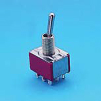 Toggle Switches - T8301. Toggle Switches (T8301)