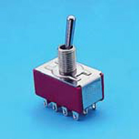 Toggle Switches - T8401. Toggle Switches (T8401)