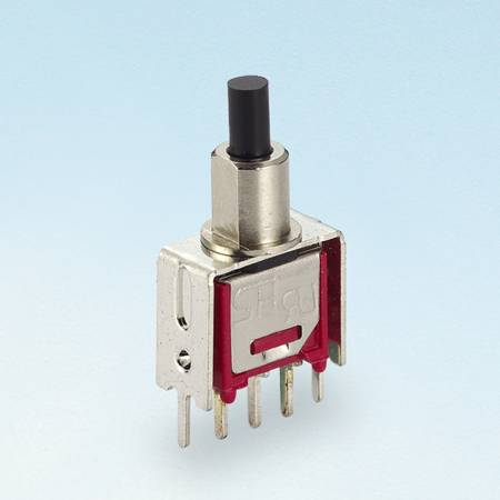 TS40-P (Lock) Sub-miniature Pushbutton Switches