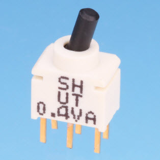 UT Sealed Ultraminiature Toggle Switches